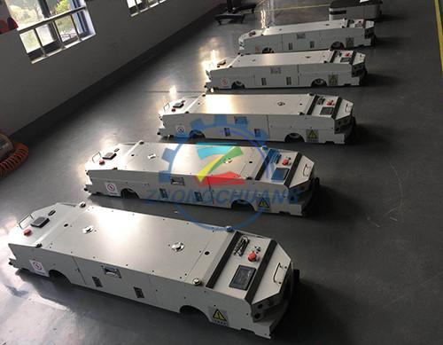 潜伏式AGV生产厂家